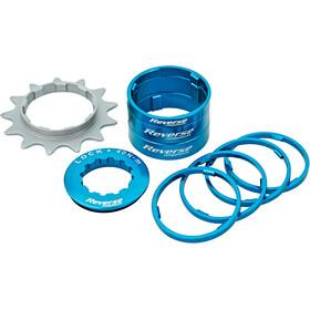 Reverse Single Speed Kit blau